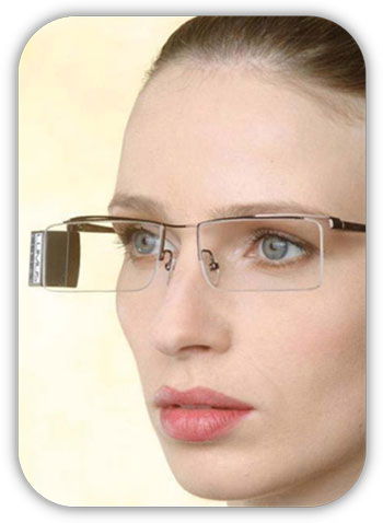 Future Converged: Virtual Retinal Display Headset