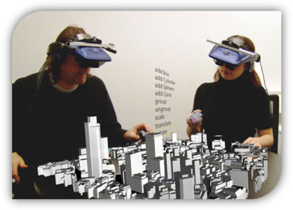 Future Converged: Augmented Reality