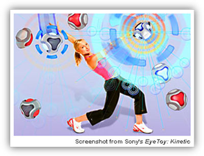 Future Converged: Exergaming - Sony Eye Toy