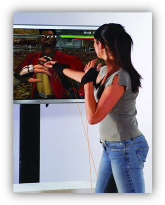 Future Converged: Exergaming