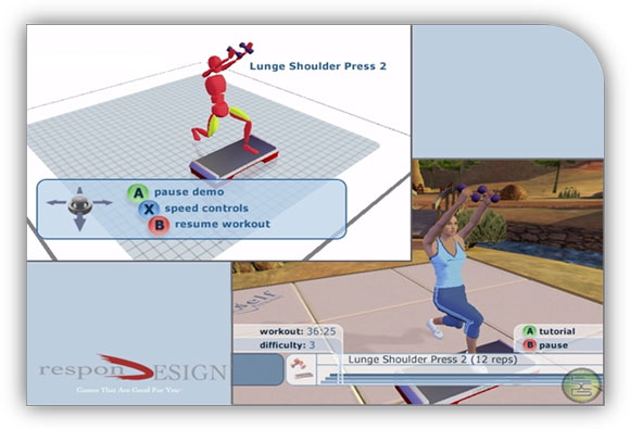 Future Converged: Exergaming - Kinetic