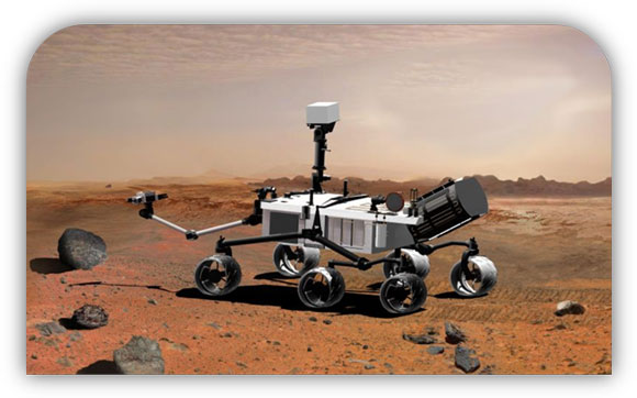 Future Converged: Mars Science Laboratory