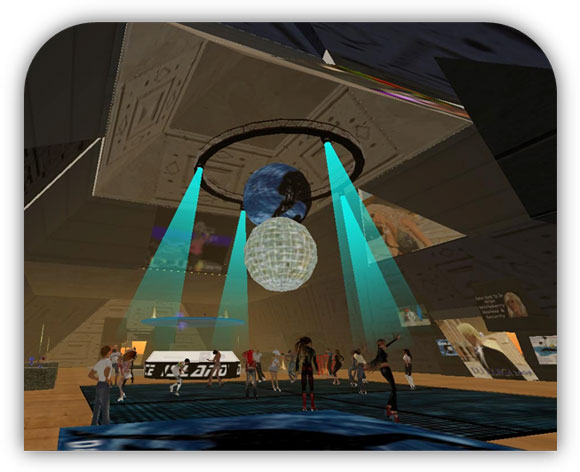 Future Converged: Second Life