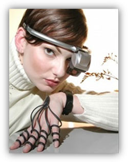Future Converged: Wearable Computing Headset